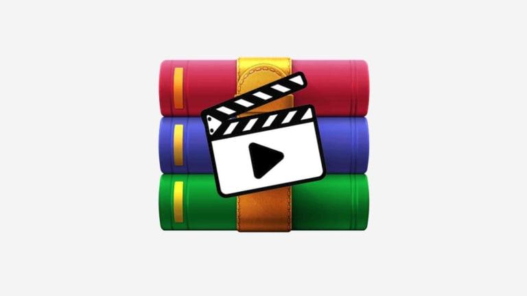 Cómo comprimir una película con WinRar