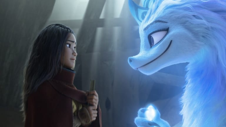 Raya y el Último Dragón, disponible gratis en Disney+