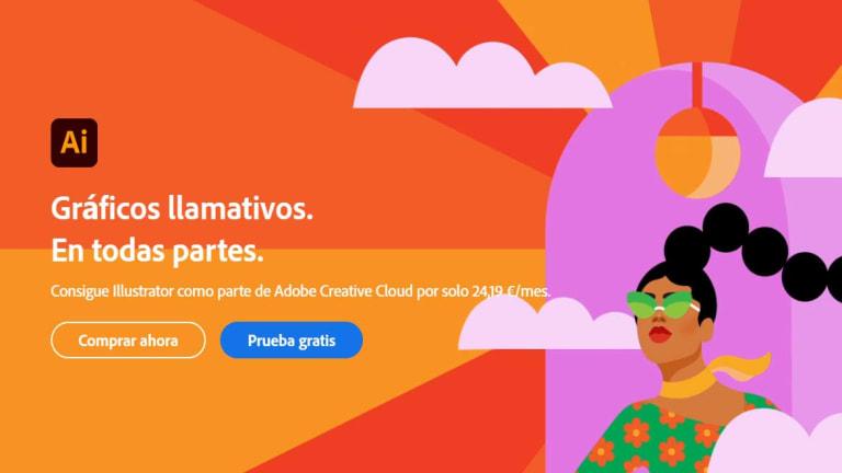 Guía básica para empezar a usar Adobe Illustrator