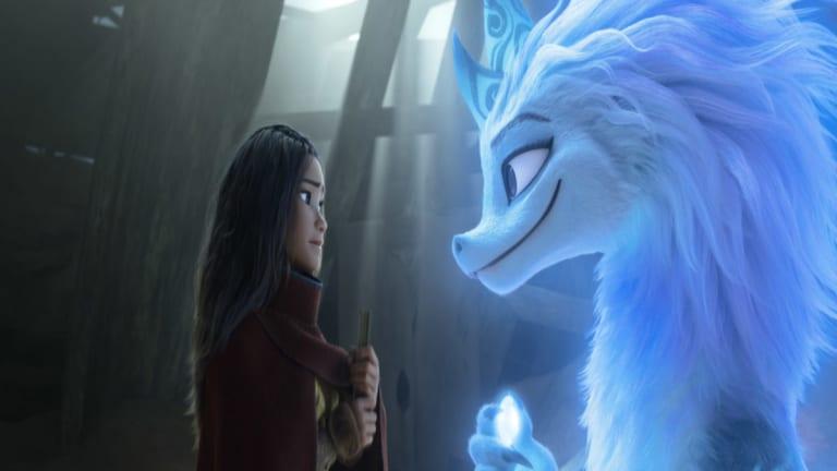 Raya and The Last Dragon, Free to Watch on Disney+