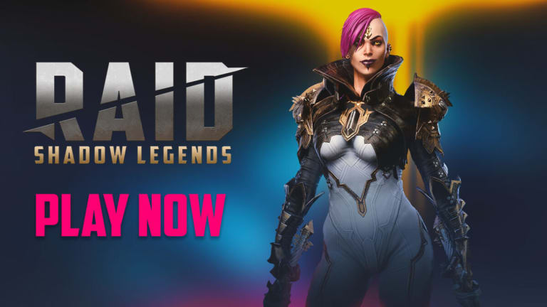 Play Raid: Shadow Legends and win $5 in free gift cards
