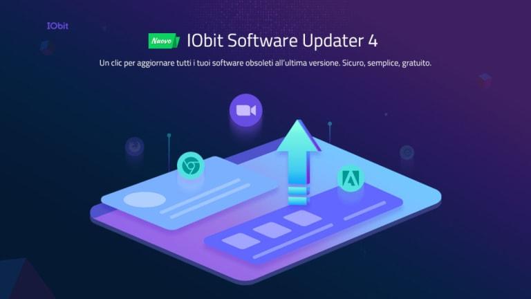 Software sempre aggiornati col nuovo programma IObit Software Updater 4