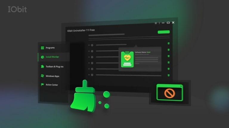 IObit Uninstaller 11 : Supprimez les programmes tenaces et bloquez les fenêtres de notification pop-up