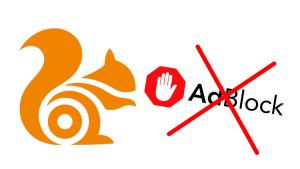 Cómo desactivar Ad Block en UC Browser