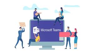 Cómo sabe Microsoft Teams si estás inactivo