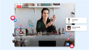 Facebook presenta Live Shopping, una nueva manera de comprar