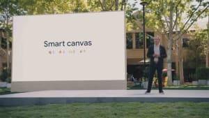 Google sigue apostando por la ofimática con Smart Canvas