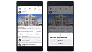 Facebook Will Make You Read A News Article Before Sharing
