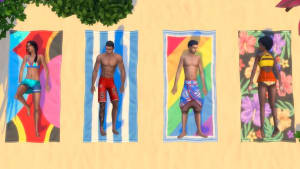 """The Sims 4 Showcases New """"Summer of Sims"""" Content"""