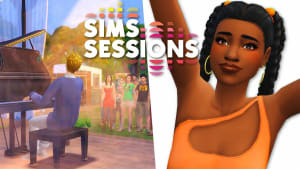 The Sims 4 Update is Here With New Sims Sessions