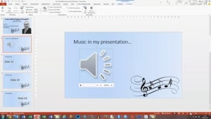 How to Add Music to Microsoft PowerPoint in 2 Easy Methods
