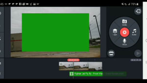 How to Use Green Screen in KineMaster in 2 Steps