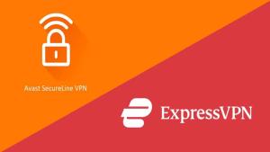 ExpressVPN vs. Avast SecureLine VPN