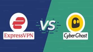 ExpressVPN vs. CyberGhost Review 2021