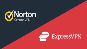 ExpressVPN vs. Norton Secure VPN