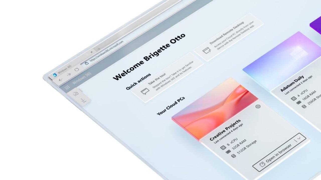 Windows 365: qué es y por qué deberías usarlo