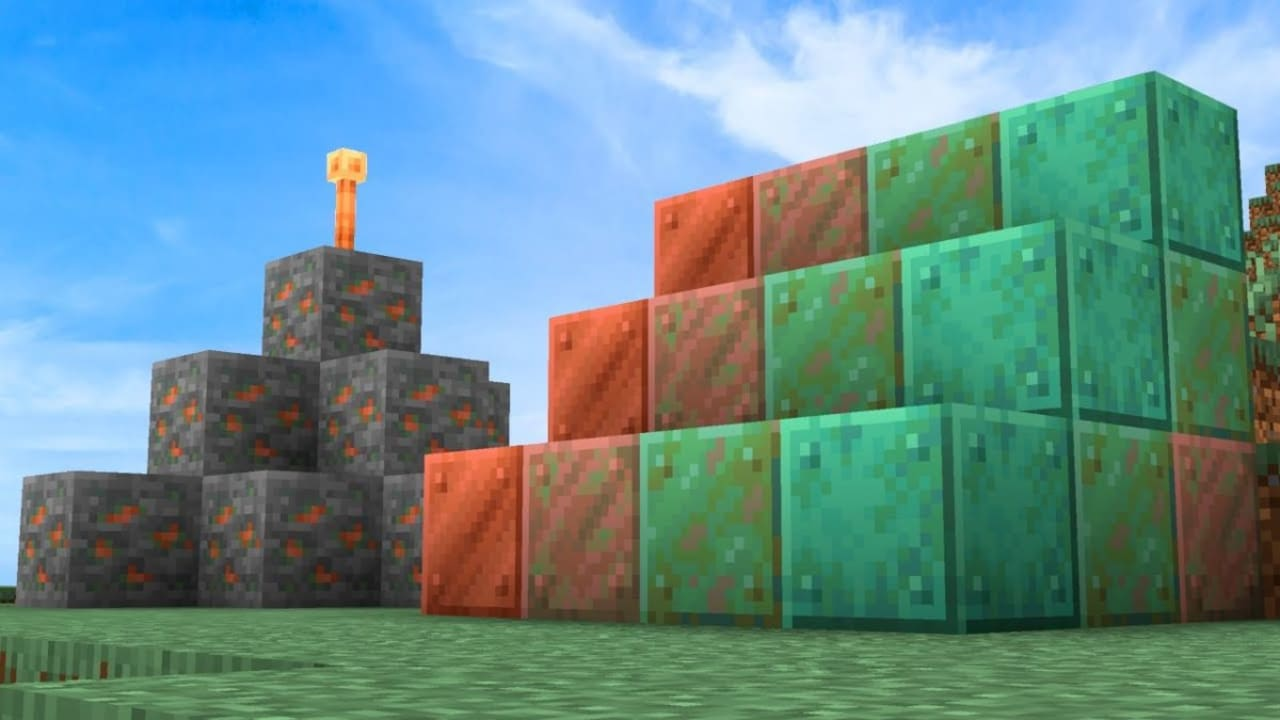 What Can You Make with Copper in Minecraft?
