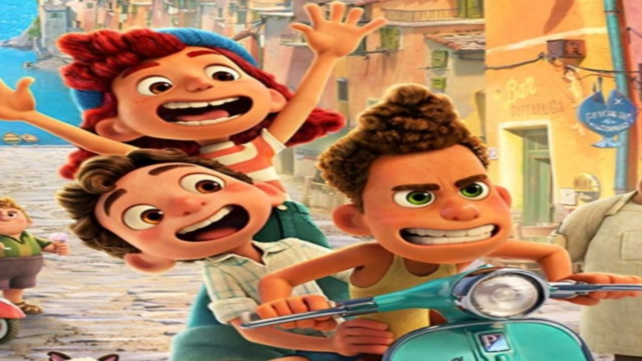 Luca: Pixar's refreshingly adorable film on Disney+