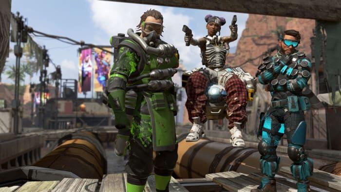 Apex Legends squad
