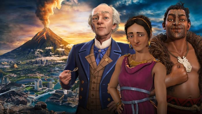 What's new in Civilization 6: Gathering Storm