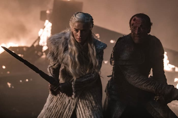 George R.R. Martin Defends 'Game Of Thrones' Ending