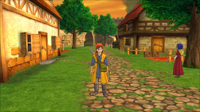 Dragon Quest 8: Journey of the Cursed King