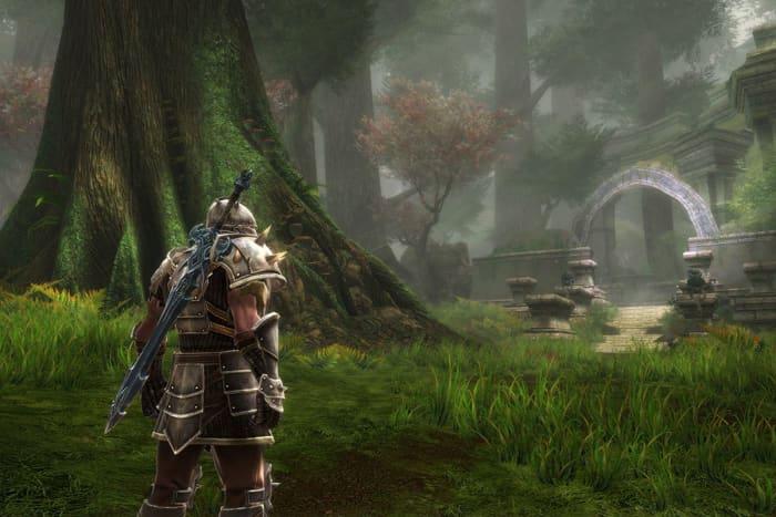 Amalur forest quest