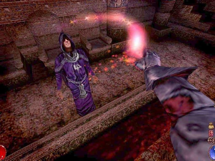 Arx Fatalis spell draw