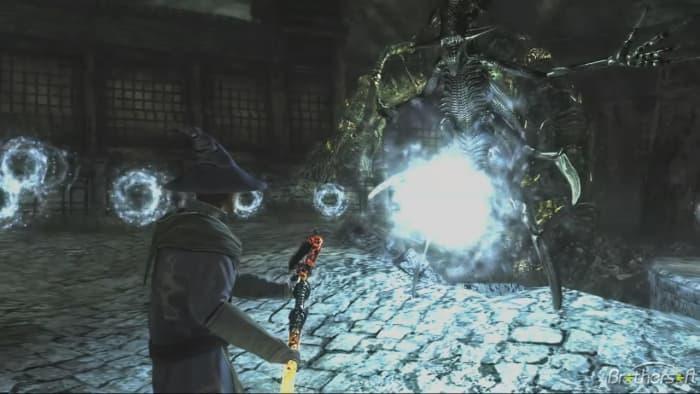 Two Worlds II air spell monster New Ashos
