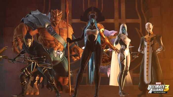 Marvel Ultimate Alliance 3 Black Order