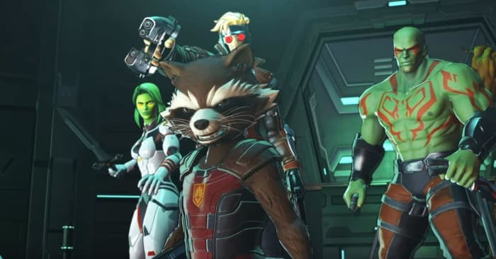Ultimate Alliance 3 Guardians of the Galaxy