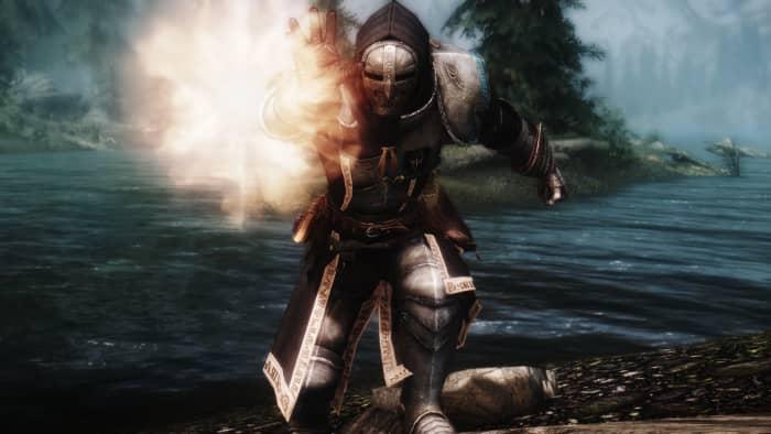 Skyrim Immersive Armors