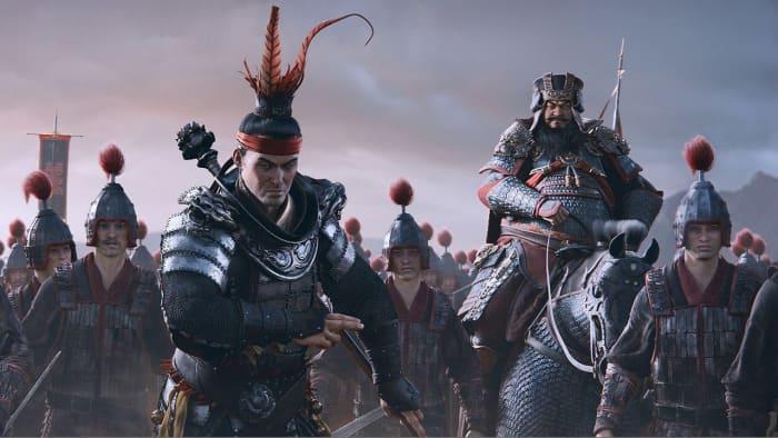 Total War: Three Kingdoms Lu Bu Dong Zhuo