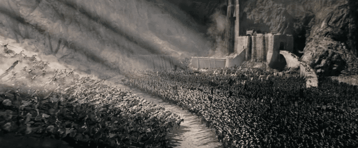 Lord of the Rings: Two Towers Helm's Deep