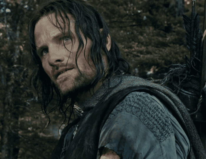 Lord of the Rings Peter Jackson Aragorn Viggo Mortenson