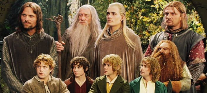 Lord of the Rings Peter Jackson trilogy Fellowship of the Ring