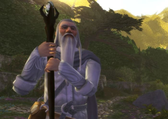 The Lord of the Rings Online Gandalf