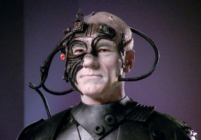 Star Trek Next Generation Picard
