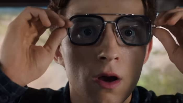 """""""Spider-Man: Far From Home"""" Peter Parker glasses"""