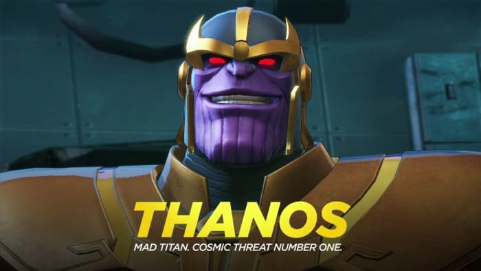 Marvel Ultimate Alliance 3 Thanos