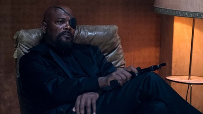 Spider-Man Far From Home Nick Fury