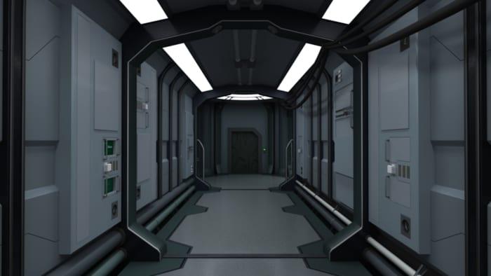 Prominence hallway Letarri
