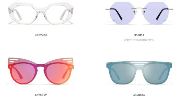 Zenni Glasses Site