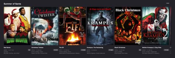 tubi xmas movies