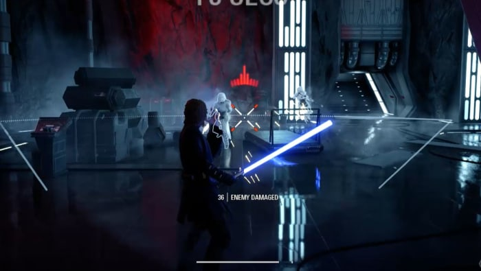 Anakin Pull Dominance
