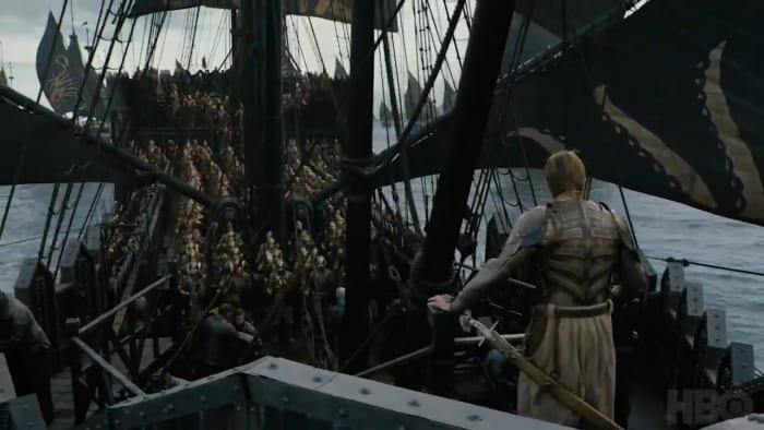 Greyjoy fleet