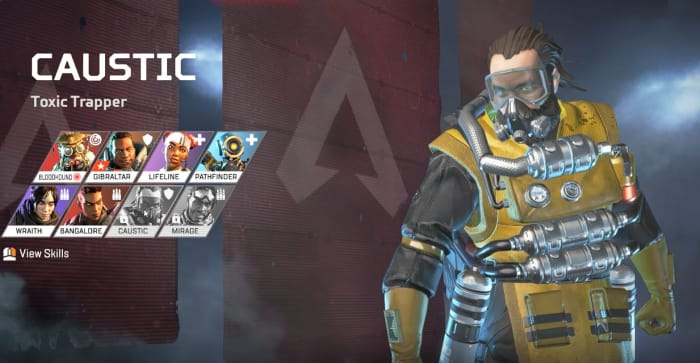Apex Legends Caustic