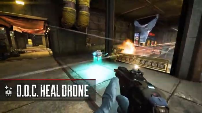 Apex Legends Lifeline heald drone tactical