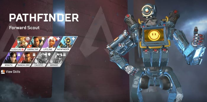 Apex Legends Pathfinder