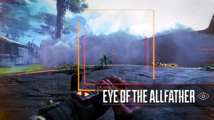 Apex Legends Bloodhound Eye of the Allfather tactical